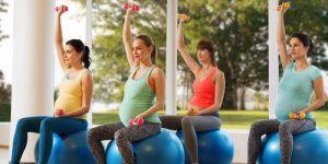 Ejerecicio durante el Embarazo