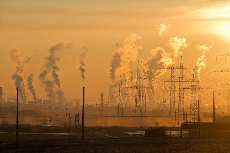 Cómo influye la contaminacion del aire en la salud materno infantil