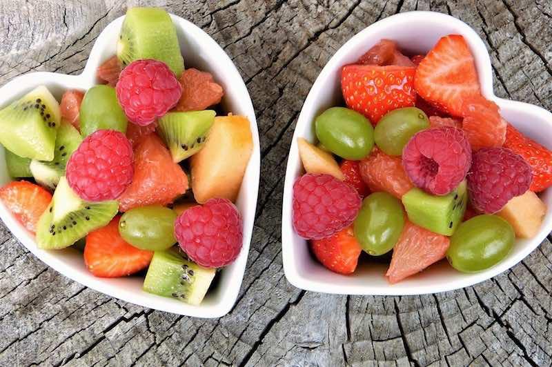 Qué alimentos son saludables