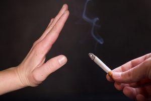 como tener una vida saludable fumar en el embarazo