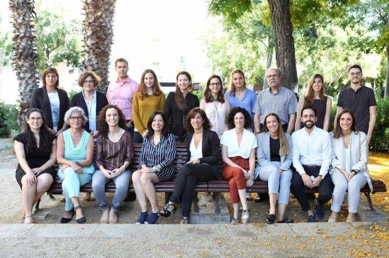 Todo el equipo del Instituto de Ginecologia y Obstetricia Dra Gomez Roig