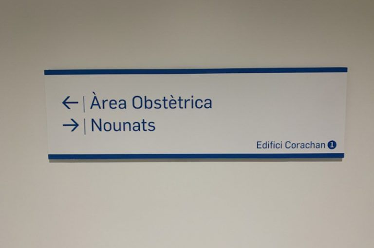 area obstetrica