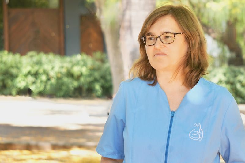 Aurora Diez - Equipo Instituto Dra. Gómez Roig