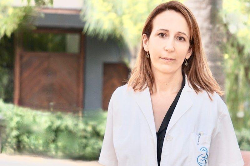 Cristina Pedrero - Equipo Instituto Dra. Gomez Roig
