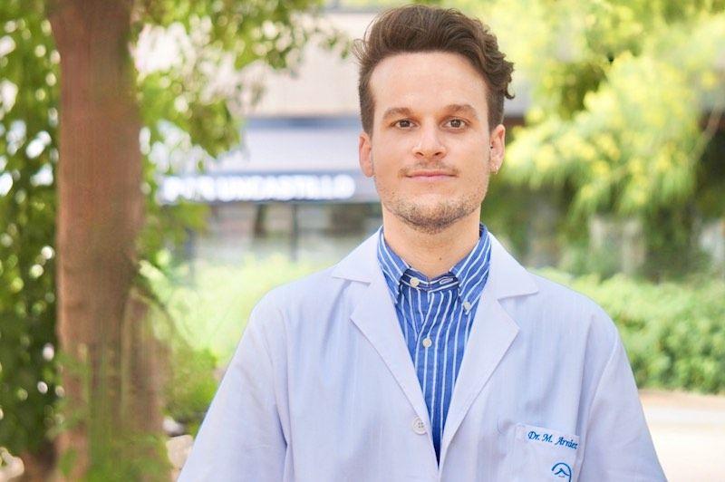 Miguel Arraez - Equipo Instituto Dra. Gomez Roig